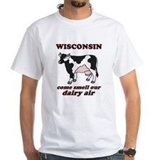 Wisconsin Smell Dairy Air Shirt