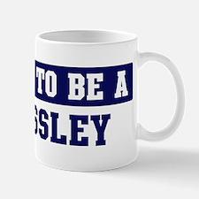 Proud to be Pressley Mug