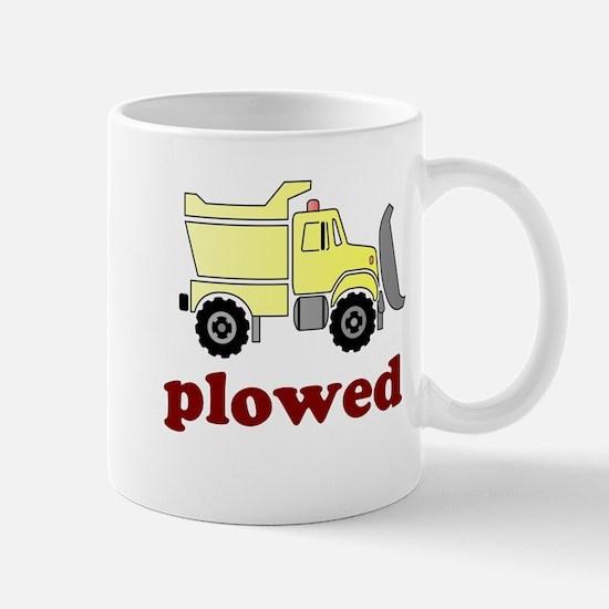 Plowed Mug