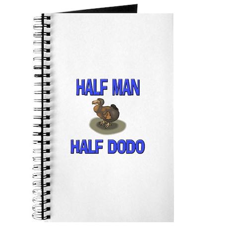 Half Man Half Dodo Journal