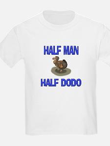Half Man Half Dodo T-Shirt