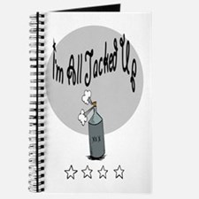 I'm All Jacked Up Journal