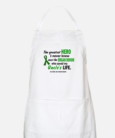 Hero I Never Knew 1 (Uncle) BBQ Apron