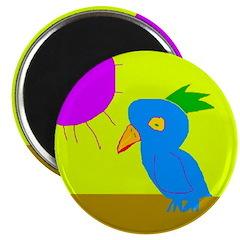 Piper's Bird Magnet