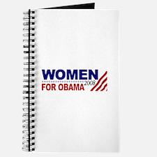 Women for Obama 2008 Journal