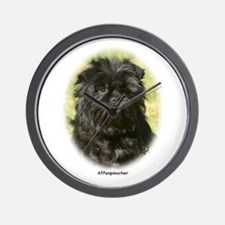 Affenpinscher 9Y410D-014 Wall Clock