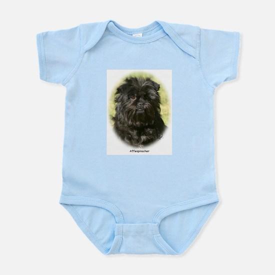 Affenpinscher 9Y410D-014 Infant Bodysuit