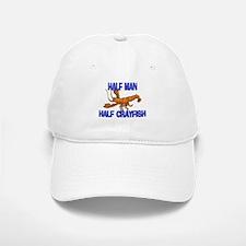 Half Man Half Crayfish Baseball Baseball Cap