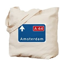 Amsterdam A44 Tote Bag