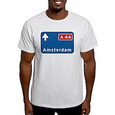 Amsterdam A44 T-Shirt