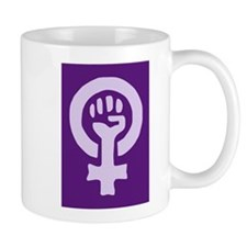Feminist Woman Power Mug