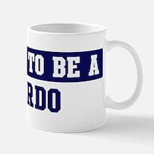 Proud to be Pardo Small Mugs