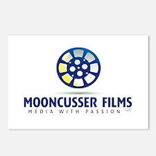 Mooncusser Films Postcards (Package of 8)