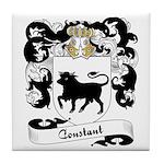 Constant Family Crest Tile Coaster