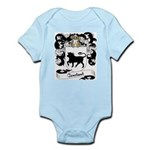 Constant Family Crest Infant Creeper