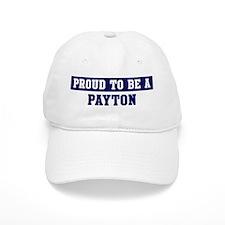 Proud to be Payton Baseball Cap