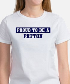 Proud to be Patton Tee