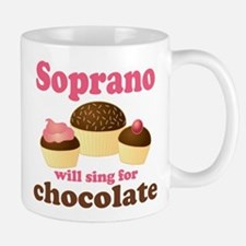 Chocolate Soprano Mug