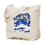 Coullon Family Crest Tote Bag