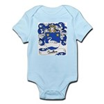Coullon Family Crest Infant Creeper