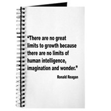 Reagan Growth Quote Journal