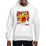Courtois Family Crest Hooded Sweatshirt