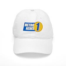 Metro News 1 Baseball Baseball Cap