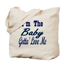I'm The Baby Tote Bag