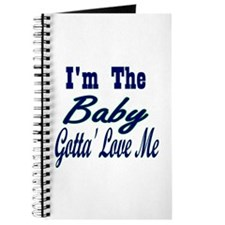 I'm The Baby Journal