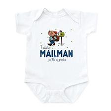Future Mailman like Grandma Baby Infant Bodysuit