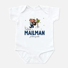 Future Mailman like Auntie Baby Infant Bodysuit