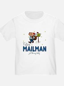 Future Mailman like Daddy T