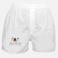 Nothin' Butt Rat Terriers Boxer Shorts