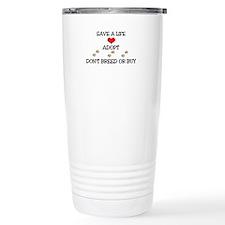 Adopt a Pet Travel Coffee Mug