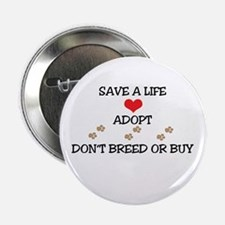 """Adopt a Pet 2.25"""" Button"""