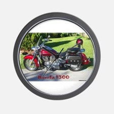 Honda 1300 Wall Clock