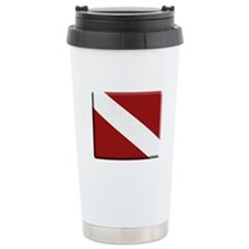 Dive Flag Travel Mug