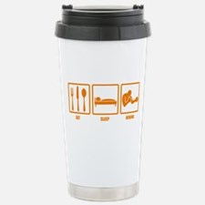 Eat Sleep Boxing Travel Mug