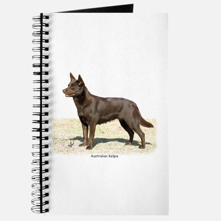 Australian Kelpie 9P21D-247 Journal