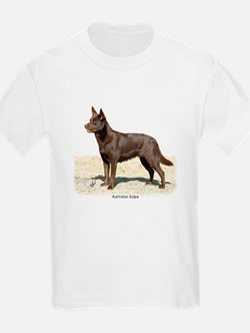 Australian Kelpie 9P21D-247 T-Shirt