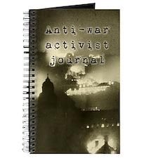 Anti-war activist Journal
