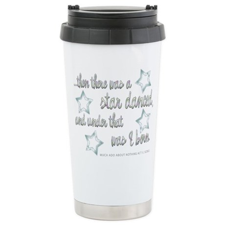 A Star Danced Stainless Steel Travel Mug