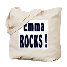 Emma Rocks ! Tote Bag