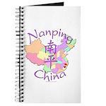 Nanping China Map Journal