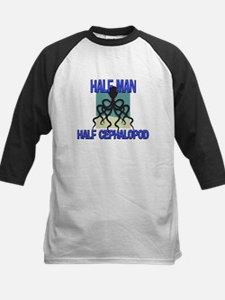 Half Man Half Cephalopod Tee