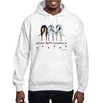 Nothin' Butt Catahoulas Hooded Sweatshirt