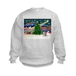 XmasMagic/Xolo (#2) Kids Sweatshirt