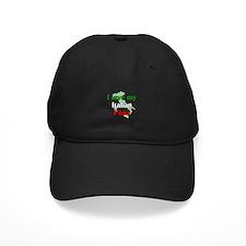 I Love My Italian Papa Baseball Hat