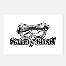 Safety First Postcards (Package of 8)