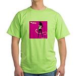 GlamourNation.com Green T-Shirt